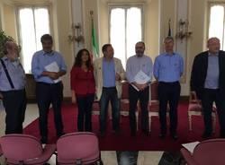 conferenza stampa dializzati aned in comune