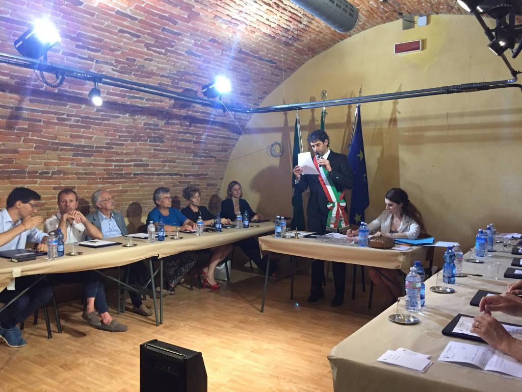 Consiglio Comunale Besozzo 2017