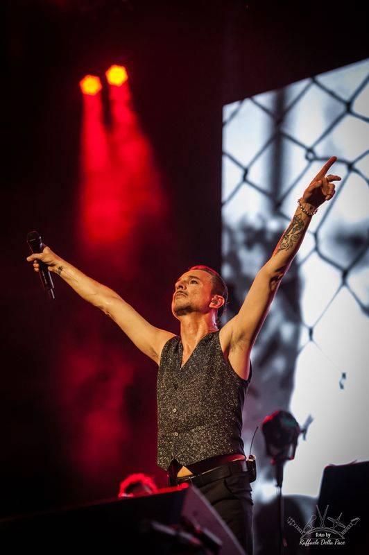 Depeche Mode in concerto a San Siro