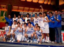 elmec robur scudetto under 14 2007 basket