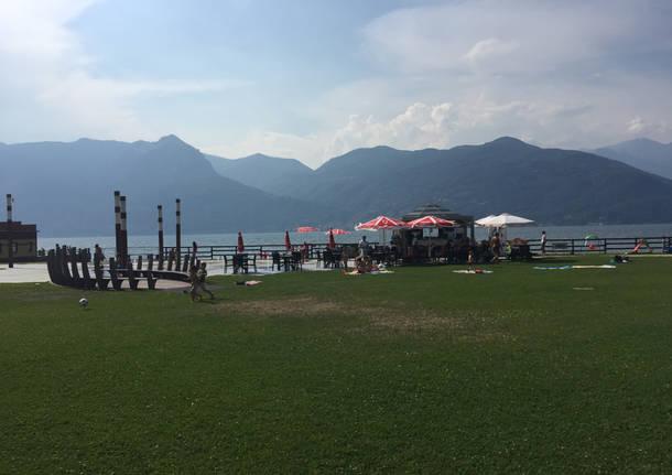 L'estate sul Lago Maggiore