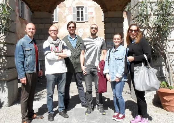 fai giovani apertura del Castello di Fagnano