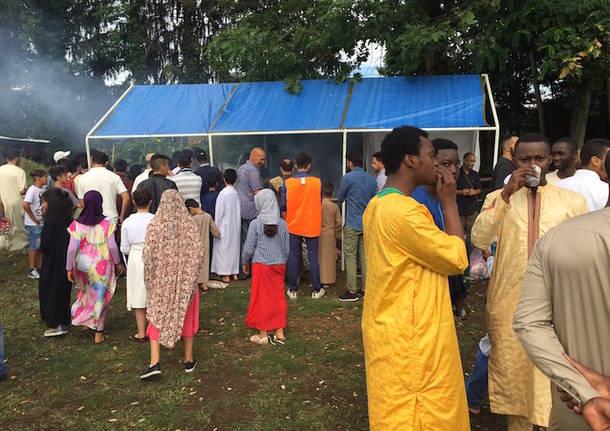 La festa per la fine del Ramadan 2017