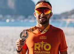follow bruno riccardo bonicalzi podismo maratona rio de janeiro