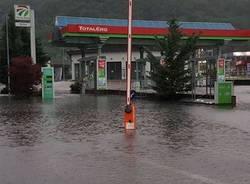 Forte temporale su tutta la Provincia