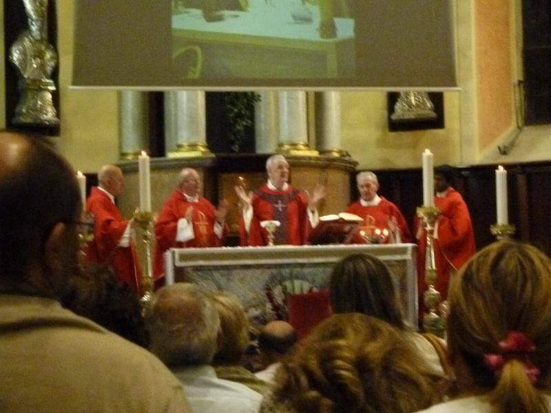 I 60 anni di sacerdozio di don Giola