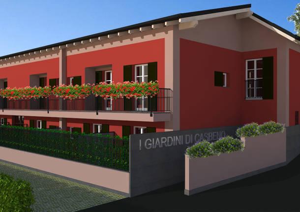 """I """"Giardini di Casbeno"""", appartamenti di pregio a due passi dal centro"""