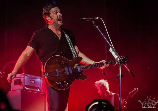 Milano City Sound, il concerto dei Kings of Leon
