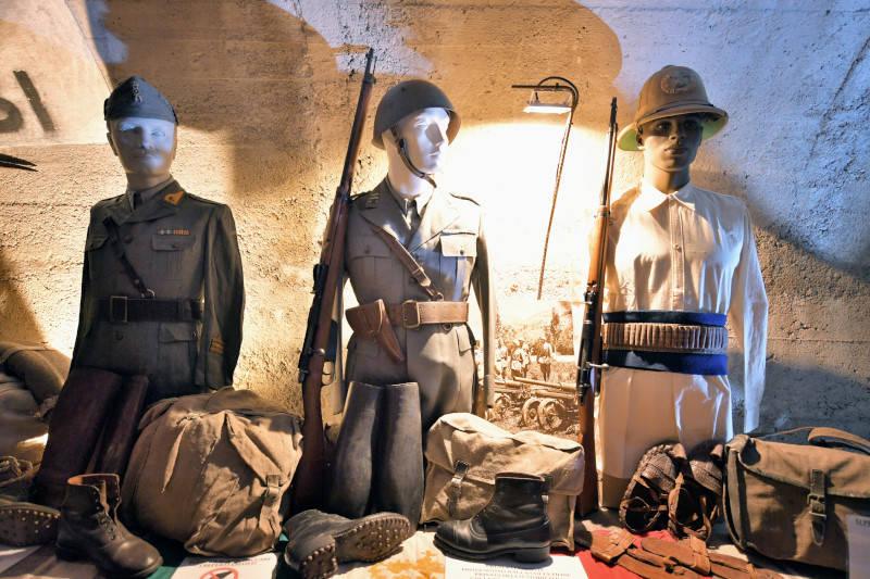 Il rifugio antiaereo di via Lonati a Varese