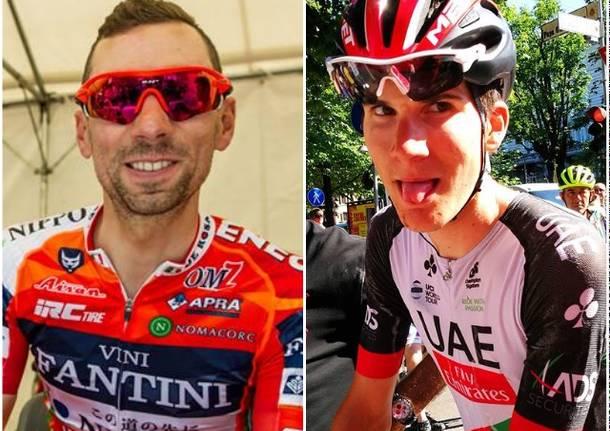 ivan santaromita edward ravasi ciclismo