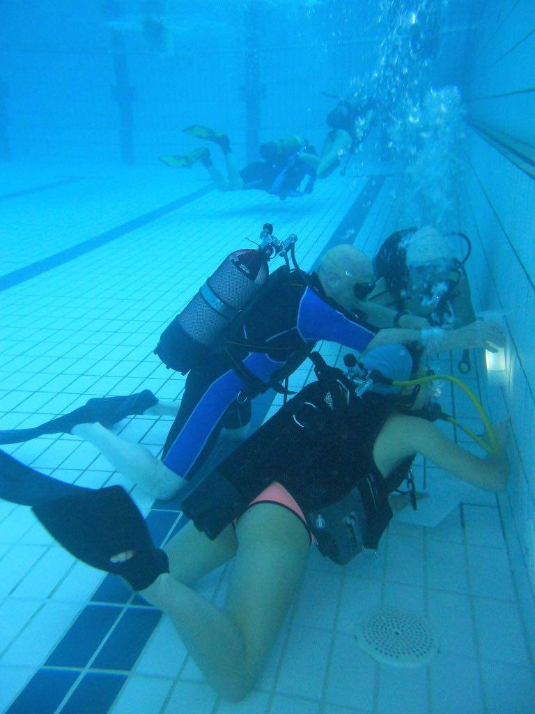 liceo ferraris esperimenti fisica piscina