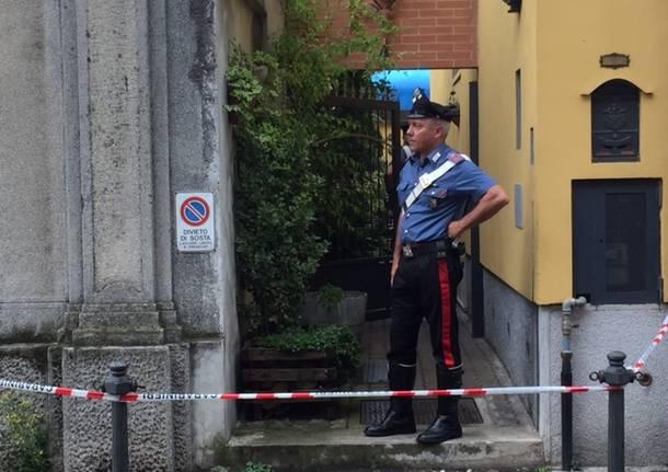 Omicidio via Goito Busto Arsizio 14 giugno 2017