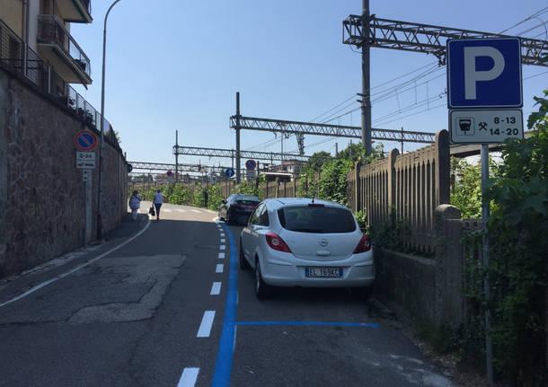 Arrivano i parcheggi blu all'ospedale del Ponte
