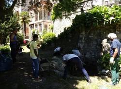 Richiedenti asilo la lavoro al Sacro Monte