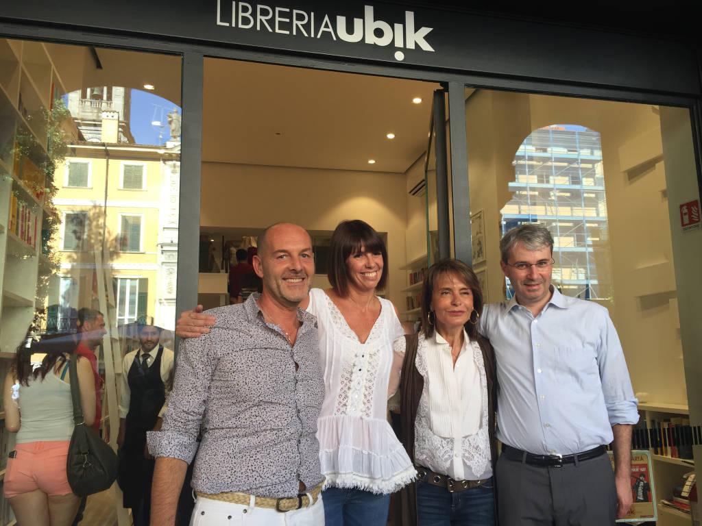Ubik, rinasce la libreria del Corso
