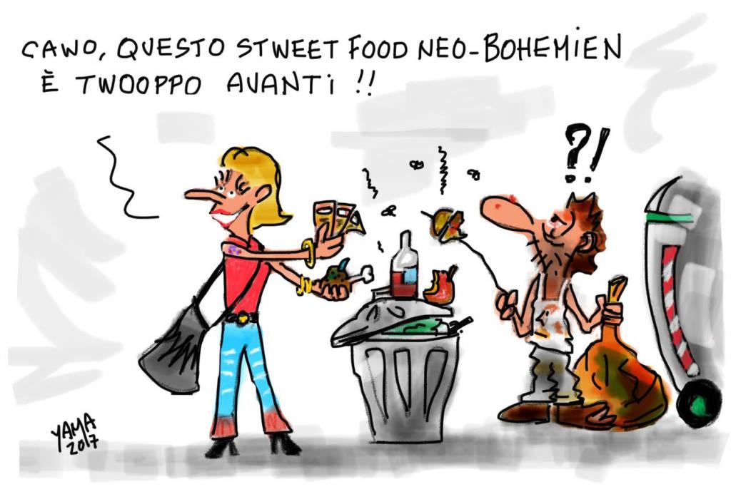 vignetta pierre ley  yama 18 giugno 2017
