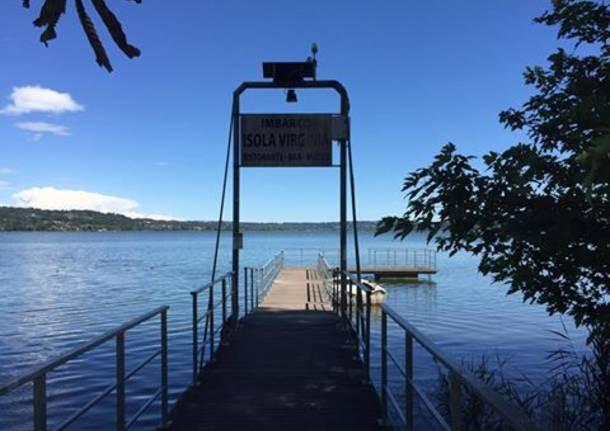 Isolino virginia e bodio la preistoria sul lago di varese for Disegni casa sul lago