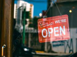 apertura negozio