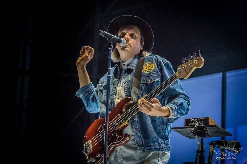 Arcade Fire in concerto a Milano