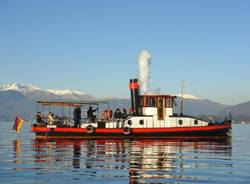 barca a vapore Gredo