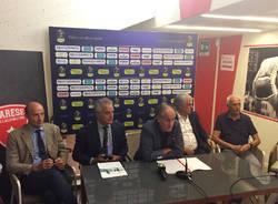 Basket presentazione Gianfranco Ponti