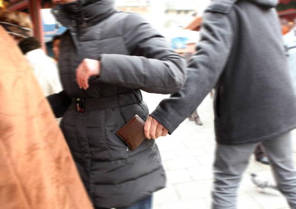 borseggiatore