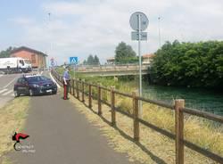 carabinieri canale villoresi busto garolfo