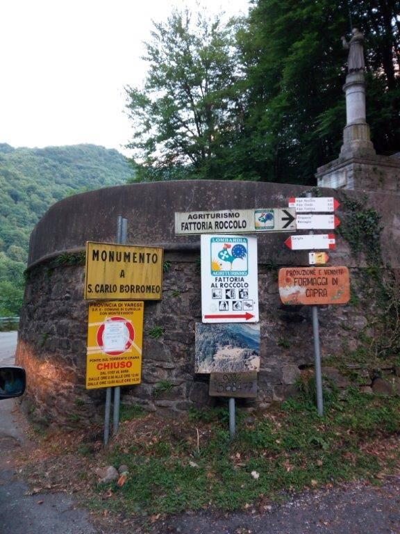 Lavori sul ponte, strada chiusa per Curiglia e Piero