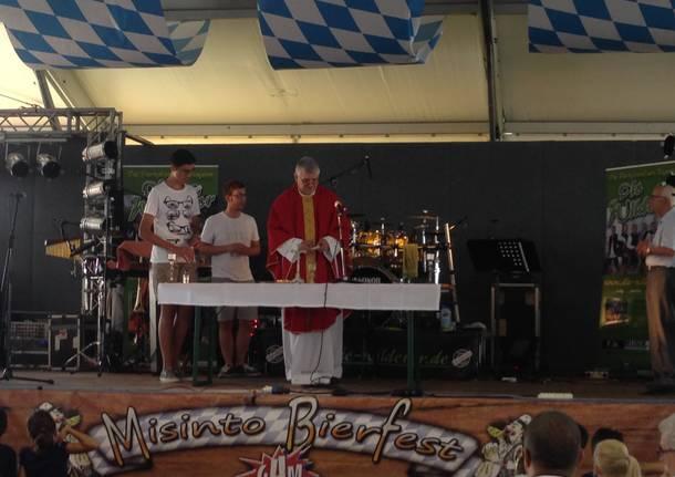 La Misinto Bierfest fa il botto: 5 mila presenze solo sabato sera