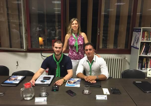 """Restelli lascia il consiglio comunale di Caronno: \""""Resto come segretario politico\"""""""