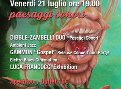 Club House of Love - Paessaggi Sonori + Gospel Release Party
