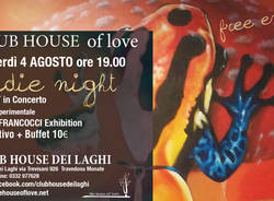 Club House of Love - Indie Night with G-FAST