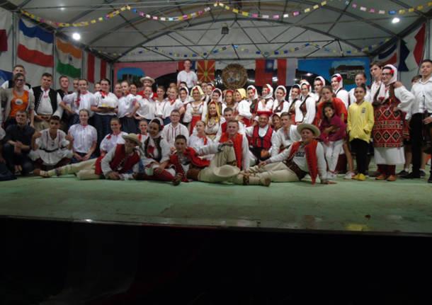 Festival del Folklore, la chiusura della 32° edizione