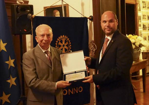 Rotary consegna il premio professionalità 2017