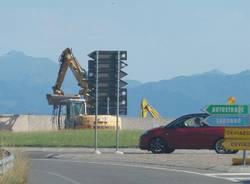 Cantiere di Pedemontana, rallenta il traffico tra Saronno e Ceriano