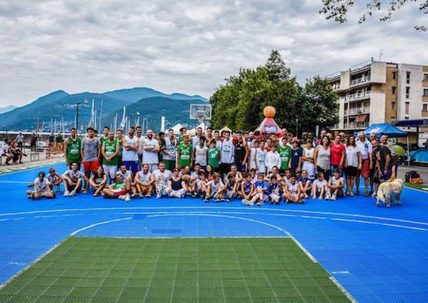 La 24 Ore di basket 2017 a Luino