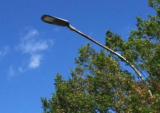 Le nuove lampade a led