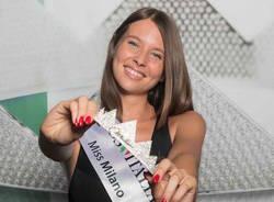 Francesca, una legnanese è Miss Milano 2017