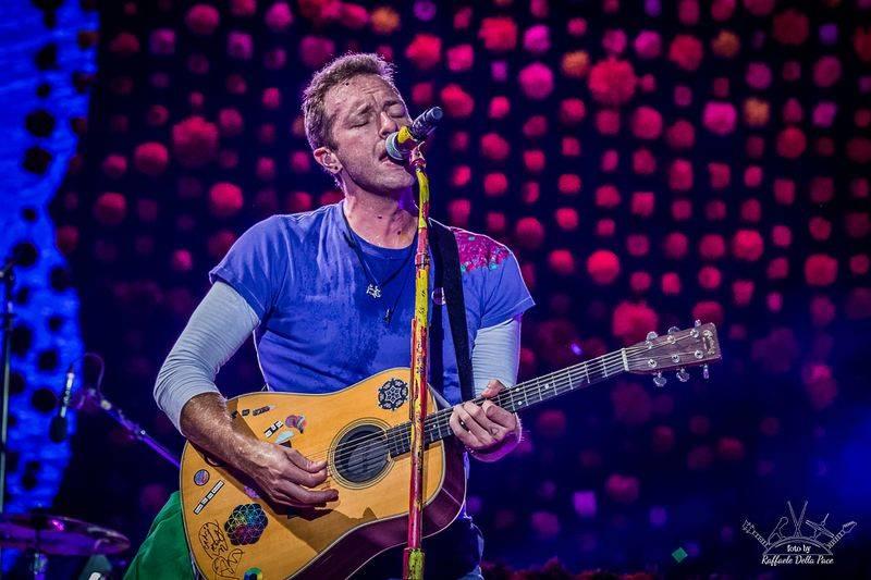 Coldplay a Sansiro