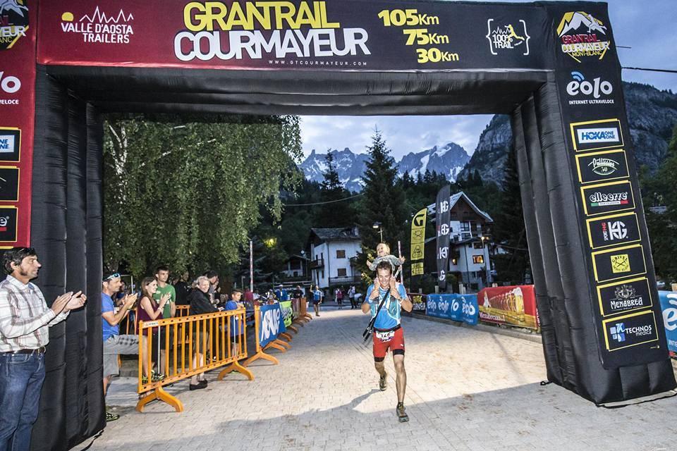 Eolo team Gran Trail Courmayeur