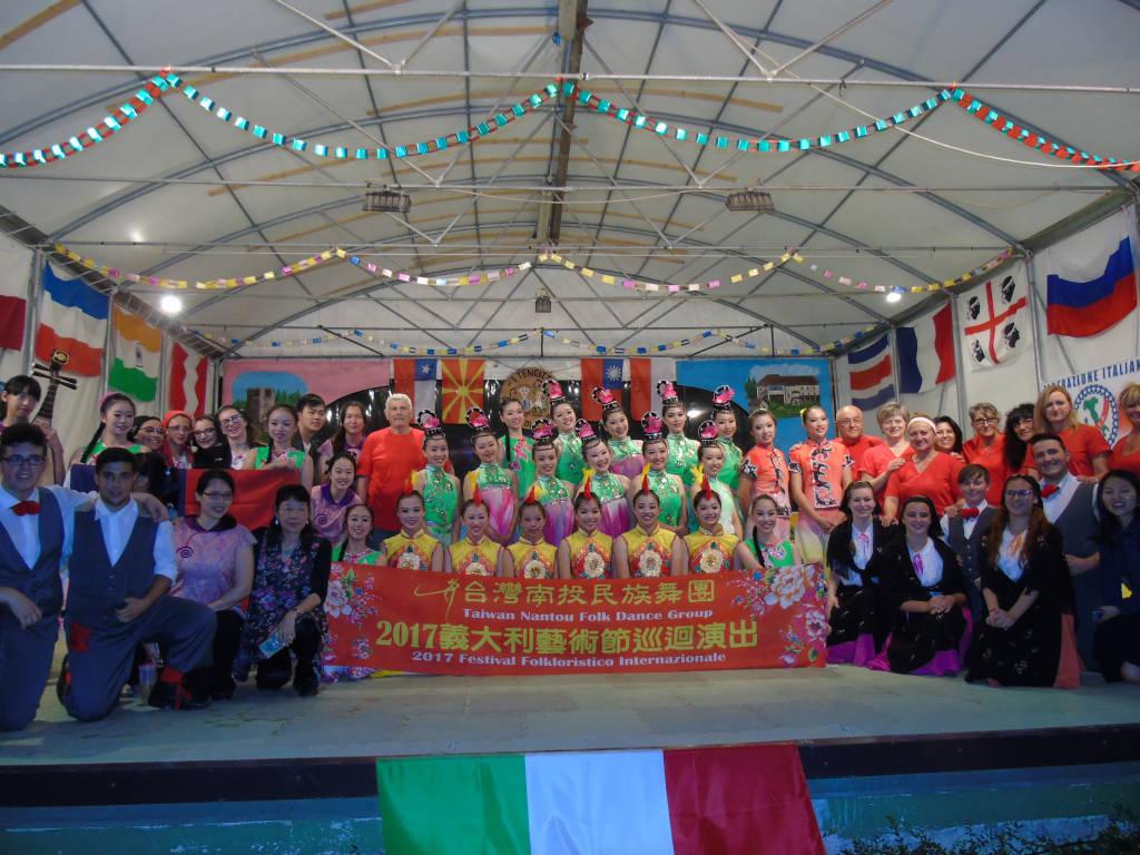 Festival del Folclore a Cunardo