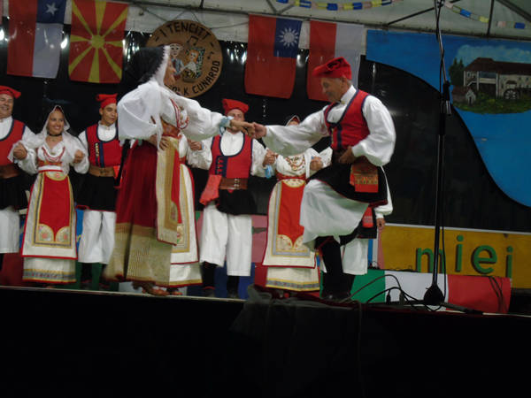 festival folklore is curruleris de su brugu