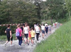 Gruppi di cammino a Besozzo
