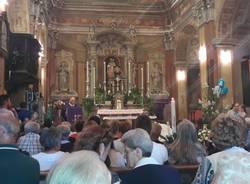 I funerali di don Giuseppe Fonsato