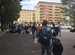I richiedenti asilo tornano a Busto Arsizio
