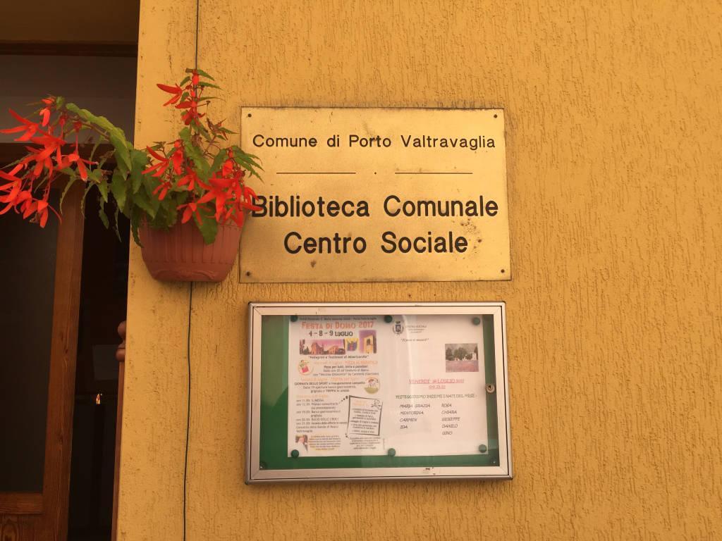 Il centro diurno di Porto Valtravaglia