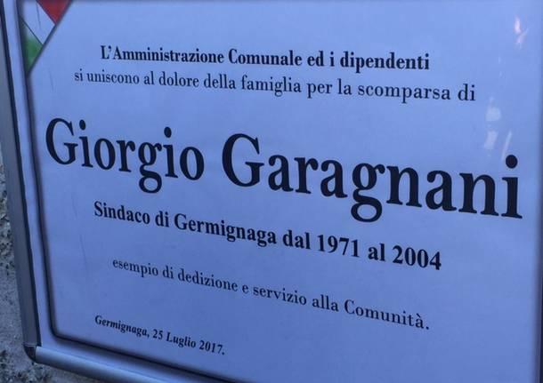 Giorgio, un sindaco che non ha mai smesso di amare la sua comunità