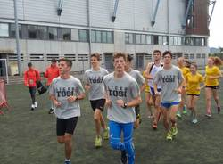 Il Liceo Tosi ai campionati mondiali di atletica