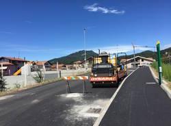 Induno Olona - Nuovo cavalca ferrovia
