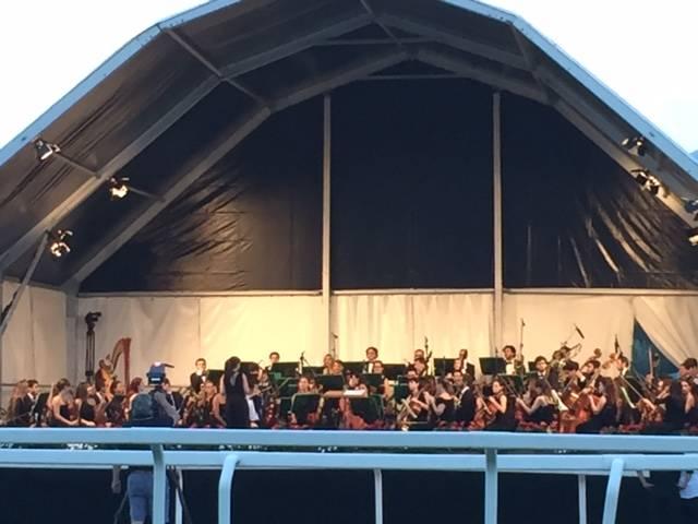 L'orchestra dell'Accademia della Scala alle Bettole